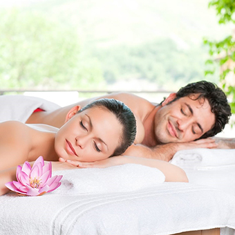 Romantic Couples Spa Package